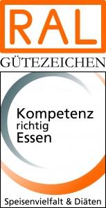 RAL Gütezeichen Kompetenz richtig essen Park-Klinikum Bad Krozingen