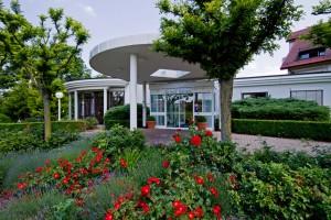 Außenansicht Klinik Baden Park-Klinikum Bad Krozingen