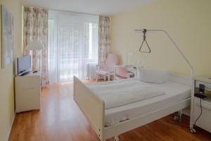 Einzelzimmer Klinik Lazariterhof