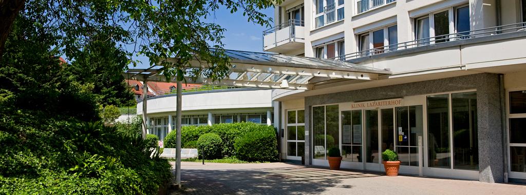 Klinik Lazariterhof, Werner-Schwidder-Klinik